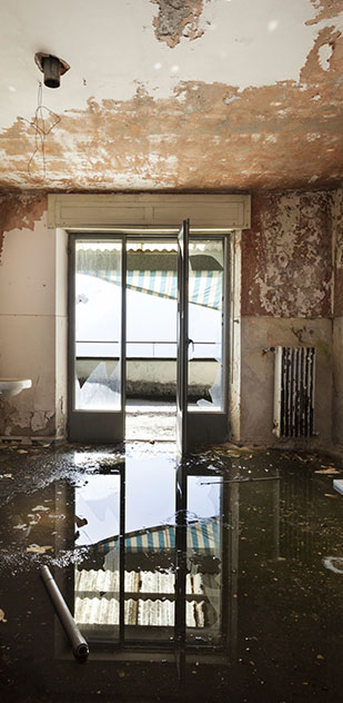 Alliance Building Services Inc: Water Damage Restoration